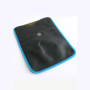 Porta Tablet Cruzeta turchese